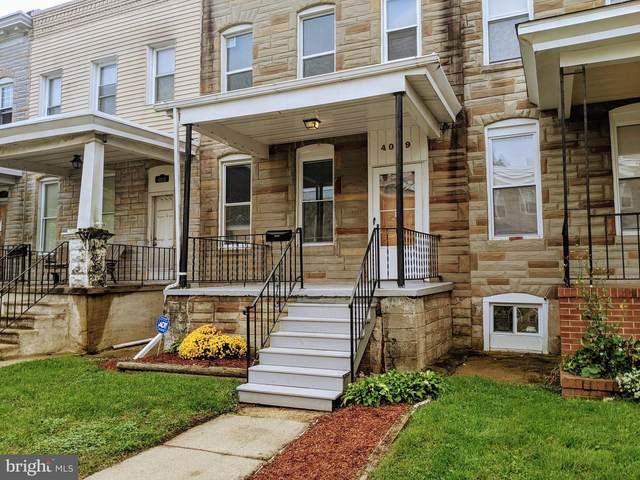 4029 Belwood Avenue, BALTIMORE, MD 21206 (#MDBA525732) :: Blackwell Real Estate