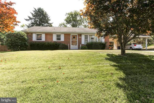 122 Diller Road, NEW CUMBERLAND, PA 17070 (#PAYK146170) :: ExecuHome Realty