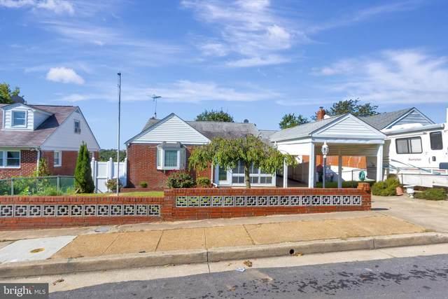 510 47TH Street, BALTIMORE, MD 21224 (#MDBC507808) :: Certificate Homes