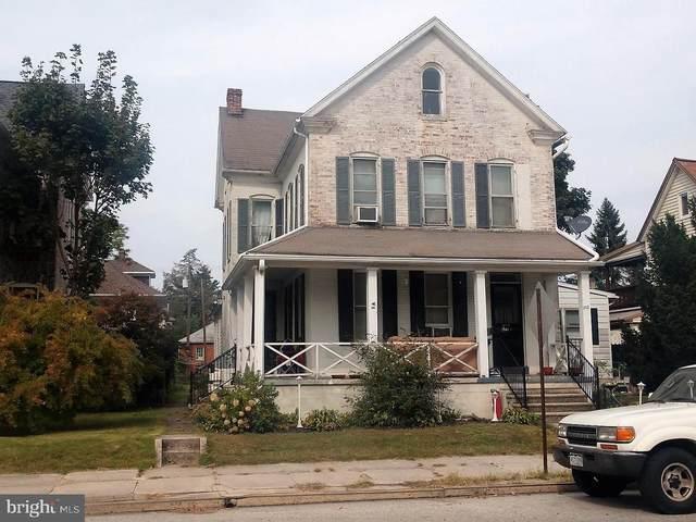 302 E Middle Street, HANOVER, PA 17331 (#PAYK146176) :: Bob Lucido Team of Keller Williams Integrity
