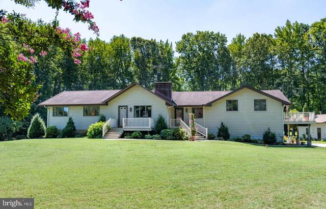 101 Dogwood Drive, QUEEN ANNE, MD 21657 (#MDQA145396) :: AJ Team Realty