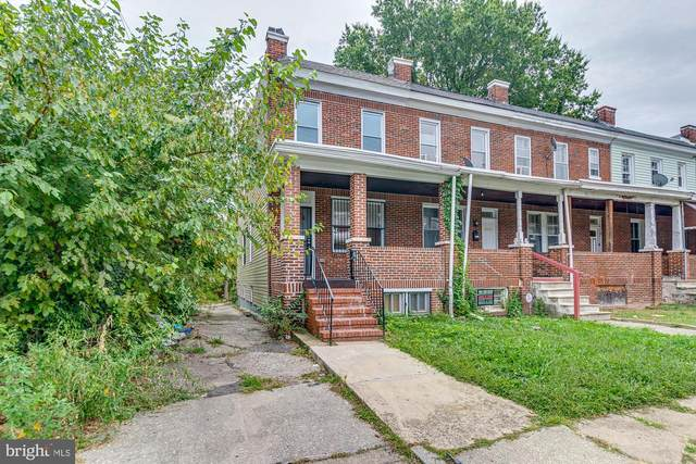 4023 Wilsby Avenue, BALTIMORE, MD 21218 (#MDBA525748) :: John Lesniewski | RE/MAX United Real Estate