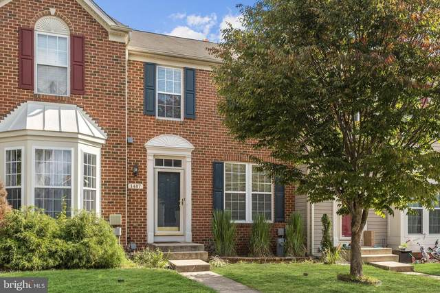 1487 Pangbourne Way, HANOVER, MD 21076 (#MDAA447884) :: The Maryland Group of Long & Foster Real Estate