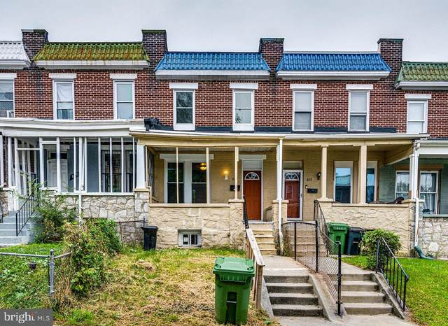 807 Mccabe Avenue, BALTIMORE, MD 21212 (#MDBA525756) :: John Lesniewski | RE/MAX United Real Estate