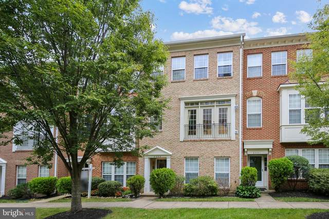 2353 Huntington Station Court, ALEXANDRIA, VA 22303 (#VAFX1157726) :: AJ Team Realty