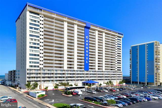 11700 Coastal Highway #2205, OCEAN CITY, MD 21842 (#MDWO117172) :: Jacobs & Co. Real Estate