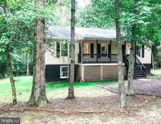 865 Campers Lane, RUTHER GLEN, VA 22546 (#VACV122918) :: Debbie Dogrul Associates - Long and Foster Real Estate