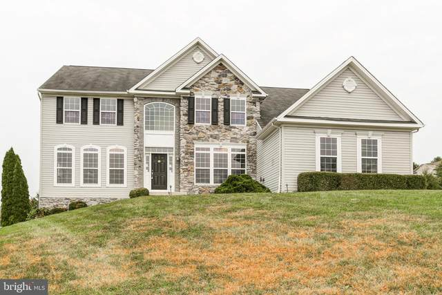 90 Sydney Court, HANOVER, PA 17331 (#PAYK146196) :: TeamPete Realty Services, Inc