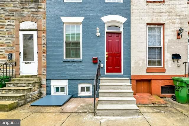 1825 W Lombard Street, BALTIMORE, MD 21223 (#MDBA525772) :: AJ Team Realty