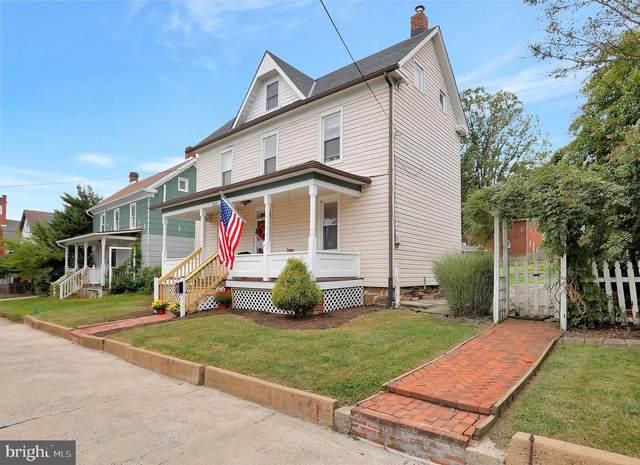 415 Brunswick Street, BRUNSWICK, MD 21716 (#MDFR271398) :: Blackwell Real Estate