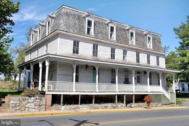310 N Main Street, EDINBURG, VA 22824 (#VASH120414) :: Pearson Smith Realty