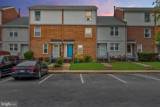 9560 Canterbury Riding #216, LAUREL, MD 20723 (#MDHW285766) :: V Sells & Associates | Keller Williams Integrity