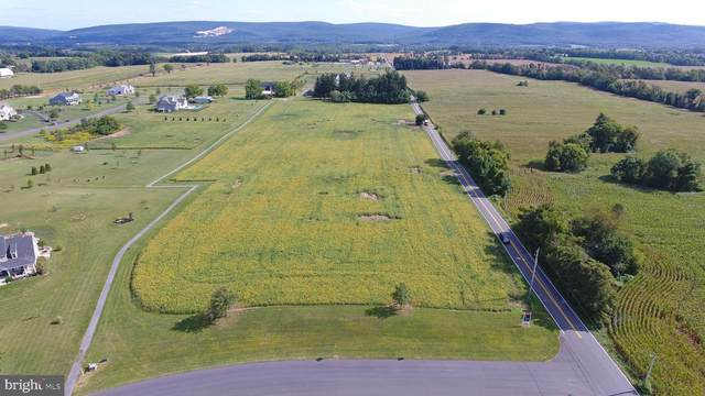 Lot 26 Peyton Drive, CARLISLE, PA 17015 (#PACB128296) :: The Heather Neidlinger Team With Berkshire Hathaway HomeServices Homesale Realty