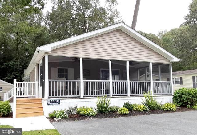 26517 Inlet Cove #52844, MILLSBORO, DE 19966 (#DESU170028) :: Atlantic Shores Sotheby's International Realty