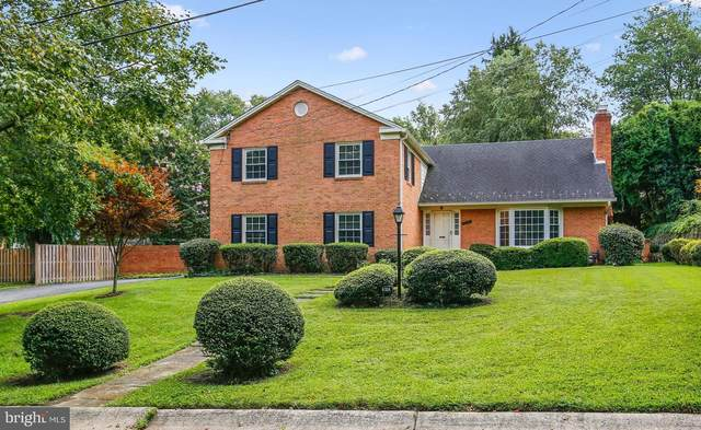 4004 Glenrose Street, KENSINGTON, MD 20895 (#MDMC727442) :: Eng Garcia Properties, LLC