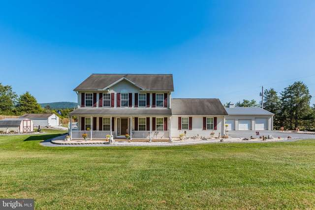 1181 E Camping Area Road, WELLSVILLE, PA 17365 (#PAYK146212) :: Bob Lucido Team of Keller Williams Integrity