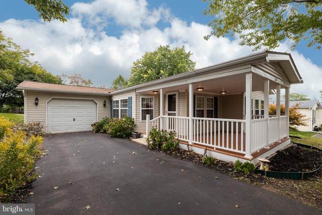 225 Chatham Court, SOUDERTON, PA 18964 (#PAMC665162) :: ExecuHome Realty