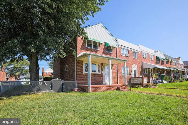 7856 Kavanagh Road, BALTIMORE, MD 21222 (#MDBC507880) :: Mortensen Team