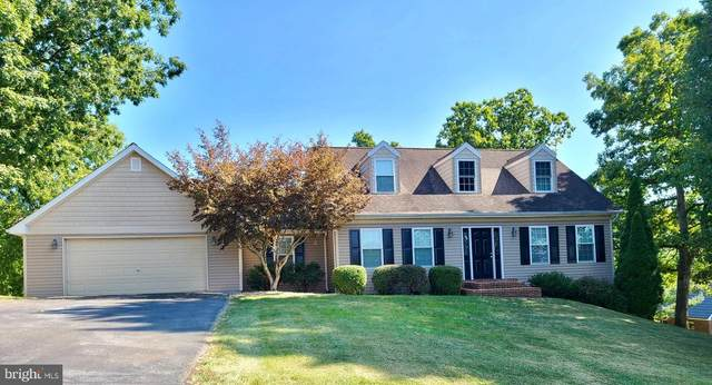 201 Twin Lakes Circle, MARTINSBURG, WV 25405 (#WVBE180682) :: The Miller Team