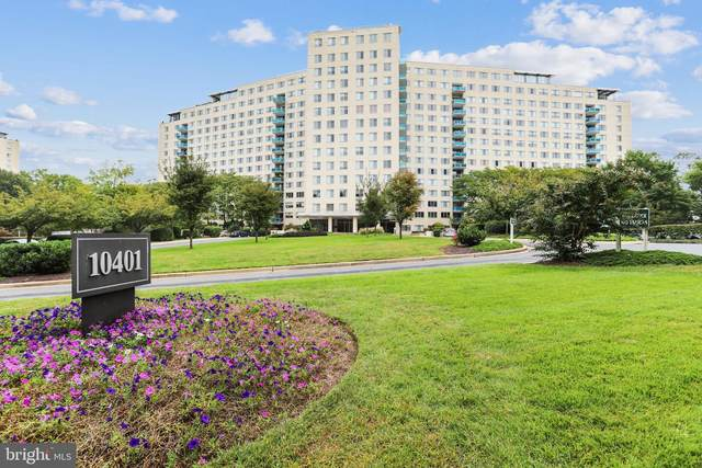 10401 Grosvenor Place #217, ROCKVILLE, MD 20852 (#MDMC727458) :: The Licata Group/Keller Williams Realty