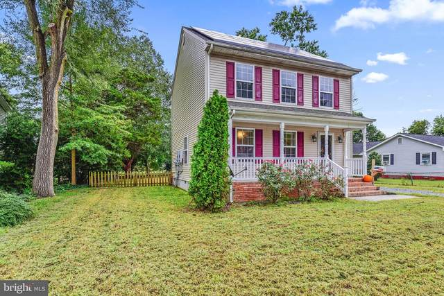 305 S Maryland Avenue, DELMAR, MD 21875 (#MDWC109954) :: RE/MAX Coast and Country