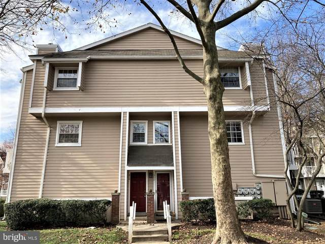 5821 Inman Park Circle #410, ROCKVILLE, MD 20852 (#MDMC727484) :: The Piano Home Group