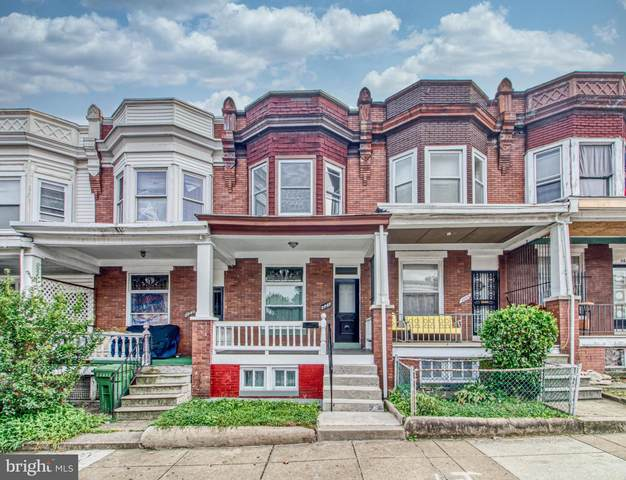 2647 Edmondson Avenue, BALTIMORE, MD 21223 (#MDBA525822) :: The Schiff Home Team