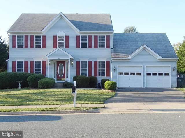 60 Portland Drive, FREDERICKSBURG, VA 22405 (#VAST225954) :: RE/MAX Cornerstone Realty