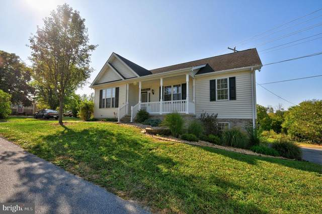 512 Burgess Street, STRASBURG, VA 22657 (#VASH120422) :: The Licata Group/Keller Williams Realty