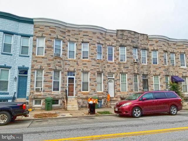 1362 Washington Boulevard, BALTIMORE, MD 21230 (#MDBA525832) :: The Miller Team