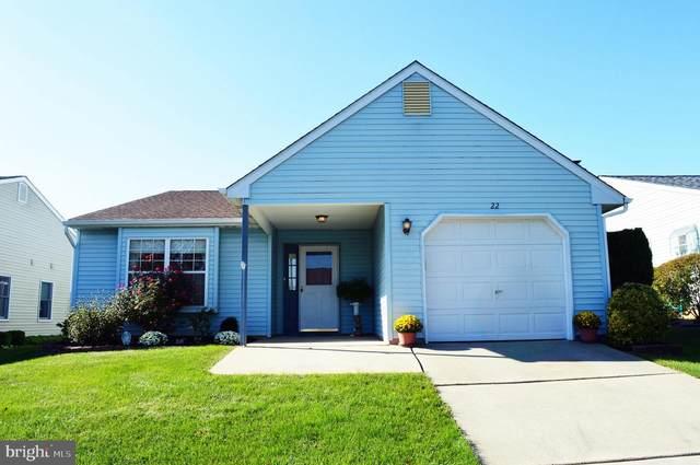 22 Cottage Lane W, COLUMBUS, NJ 08022 (#NJBL382798) :: John Smith Real Estate Group