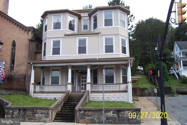 266 W. Broad Street W, TAMAQUA, PA 18252 (#PASK132576) :: V Sells & Associates | Keller Williams Integrity