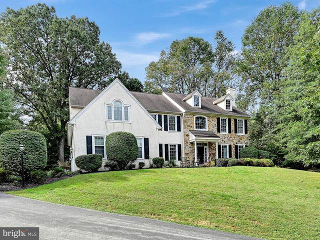 1165 Winderly Lane, NEWTOWN SQUARE, PA 19073 (#PADE528410) :: Jason Freeby Group at Keller Williams Real Estate