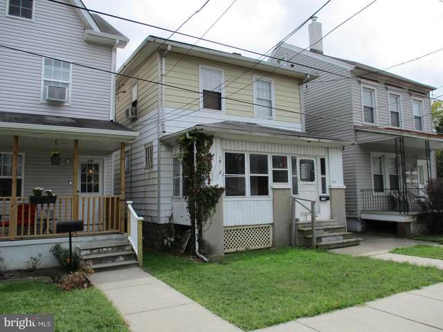 323 W Bridge Street, MORRISVILLE, PA 19067 (#PABU508028) :: Better Homes Realty Signature Properties