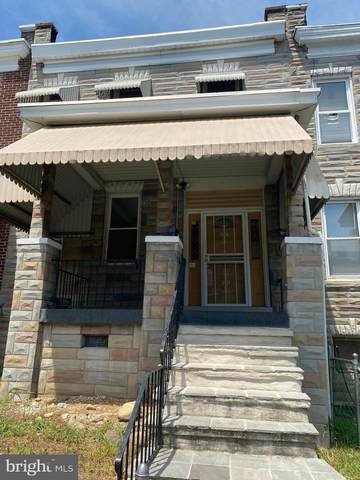 2106 Rupp Street, BALTIMORE, MD 21217 (#MDBA525860) :: The Schiff Home Team