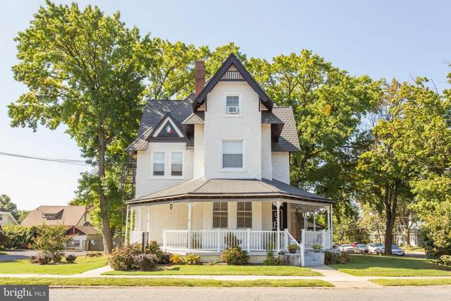 116 N Swarthmore Avenue, RIDLEY PARK, PA 19078 (#PADE528420) :: Better Homes Realty Signature Properties