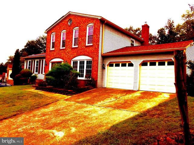 809 Stag Way, FORT WASHINGTON, MD 20744 (#MDPG582676) :: The Miller Team