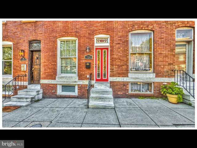 714 S Lakewood Avenue, BALTIMORE, MD 21224 (#MDBA525870) :: Mortensen Team