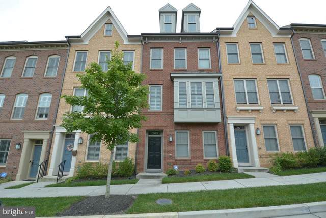 209 Beacon Place NE, WASHINGTON, DC 20011 (#DCDC489036) :: John Lesniewski | RE/MAX United Real Estate