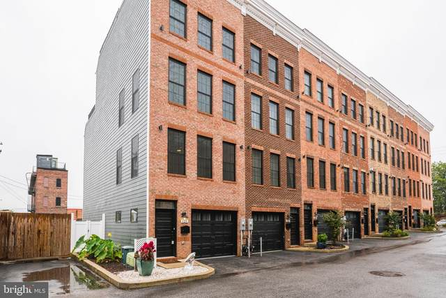 525 Canton Court, BALTIMORE, MD 21224 (#MDBA525876) :: The Dailey Group