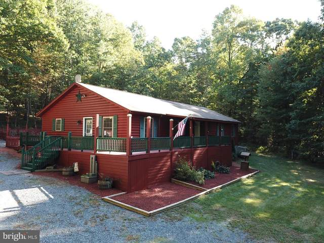 105 Evergreen Farms Lane, WARDENSVILLE, WV 26851 (#WVHD106374) :: SURE Sales Group