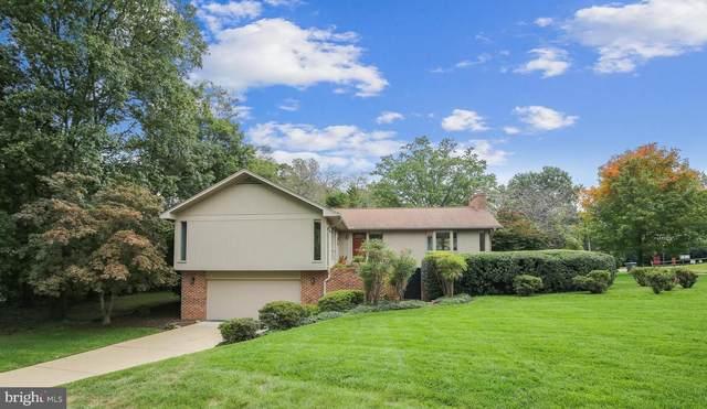1725 Hollinwood Drive, ALEXANDRIA, VA 22307 (#VAFX1157962) :: Certificate Homes