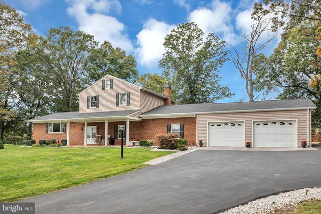 627 Bowling Green Road, FRONT ROYAL, VA 22630 (#VAWR141612) :: The Miller Team