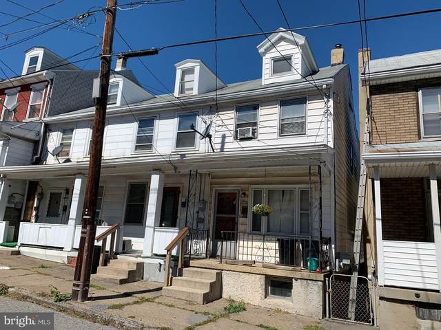 169 & 169 1/2 Penn Street, TAMAQUA, PA 18252 (#PASK132578) :: The Team Sordelet Realty Group