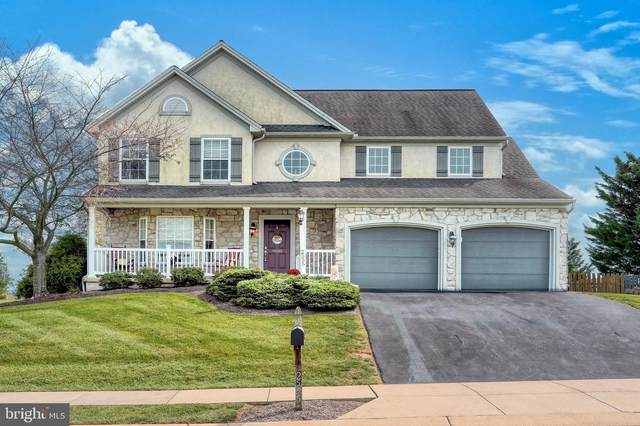2555 Admire Springs Drive, DOVER, PA 17315 (#PAYK146250) :: Sunita Bali Team at Re/Max Town Center