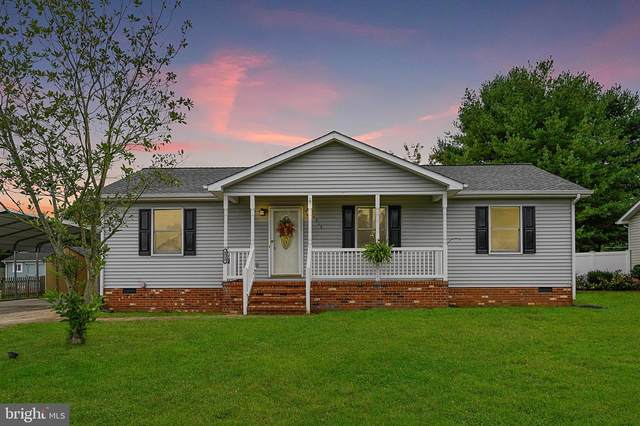 4515 Mary Lee Avenue, FREDERICKSBURG, VA 22408 (#VASP225618) :: Pearson Smith Realty