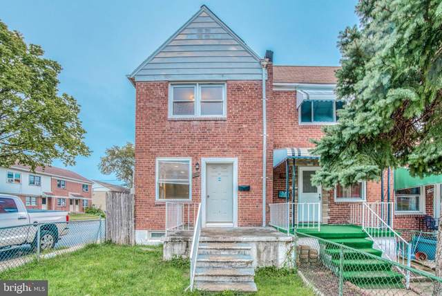 1501 Elrino Street, BALTIMORE, MD 21224 (#MDBA525894) :: Mortensen Team