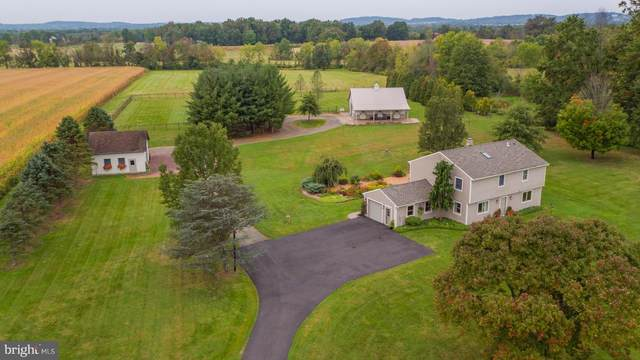 266 Hoffmansville Road, BECHTELSVILLE, PA 19505 (#PAMC665270) :: Pearson Smith Realty