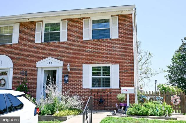 245 Haverhill Road, JOPPA, MD 21085 (#MDHR252324) :: The Miller Team