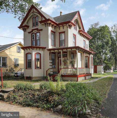 16 Lincoln Avenue, HADDONFIELD, NJ 08033 (MLS #NJCD403642) :: The Dekanski Home Selling Team
